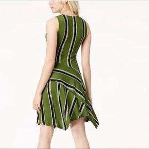 NWT Bar III Stripped Dress